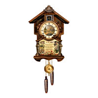 Lest We Forget Cuckoo Clock