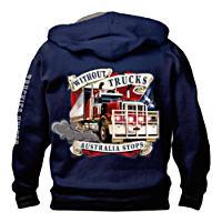 Truckies United Hoodie