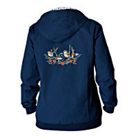 Joy Scherger Fairy Wren Jacket