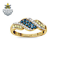 2015 NRL Telstra Premiers North QLD Cowboys Women's Ring