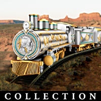 \'The Spirit Of The West\' Indian Head Nickel Train Collection