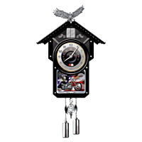 \'Time Of Freedom\' Cuckoo Clock