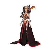 \'Flaming Fantasy\' Dragon Doll