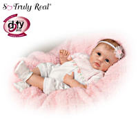 'Olivia's Gentle Touch' Interactive Baby Doll