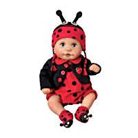She\'s Cute As A Bug Miniature Baby Doll