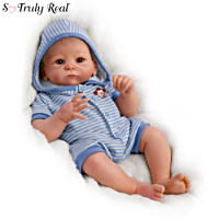 \'Benjamin\' So Truly Real® Baby Doll