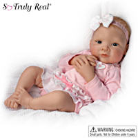\'Granddaughter, I Love You Head To Toe\' Baby Doll