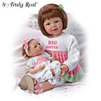 A Sister\'s Love Child And Baby Doll Set