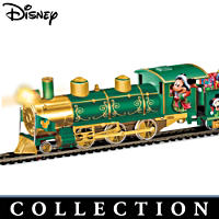 Disney \'Holiday Celebration Express\' Train Collection