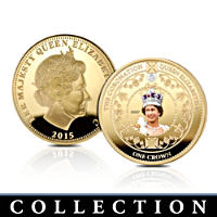 The Queen Elizabeth II Imperial Crown Coin Collection