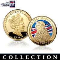The Royal Marines Commemorative Coin Collection