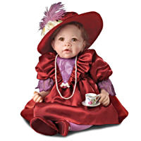 'Sophia' Victorian-Style Baby Doll