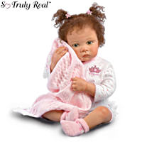\'Sweet Princess\' Baby Girl Doll