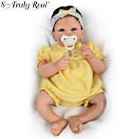 \'Boo Bear\' Poseable Baby Doll