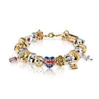 'Heart of Britain' 2012 Edition Charm Bracelet