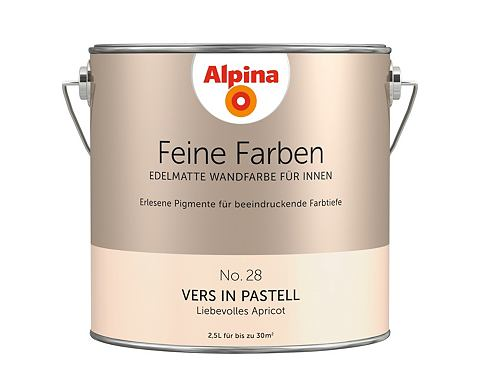 Alpina wandfarbe verarbeitung