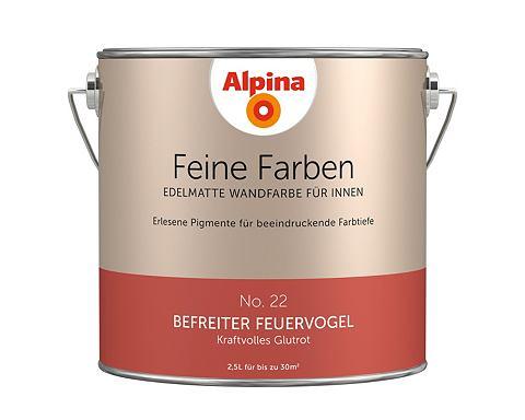 Alpina wandfarbe junges gemuse