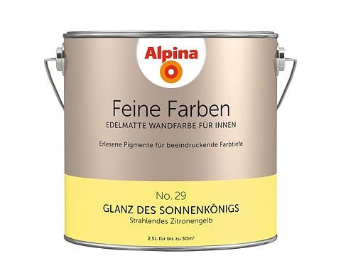 Alpina wandfarbe universell