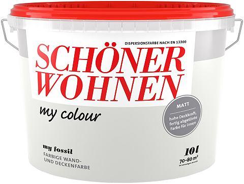 Wandfarbe schoner wohnen angebot
