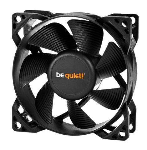 be quiet lüfter