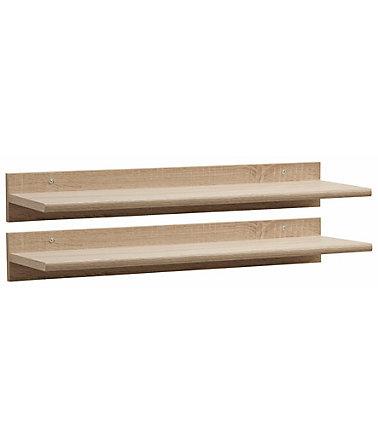 cs schmal wandregal smart schwab versand wandboards. Black Bedroom Furniture Sets. Home Design Ideas