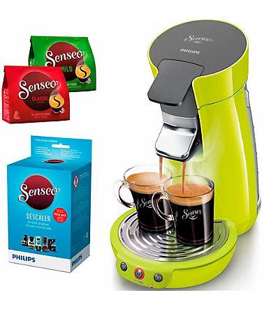 philips kaffeepadmaschine senseo viva caf hd7825. Black Bedroom Furniture Sets. Home Design Ideas