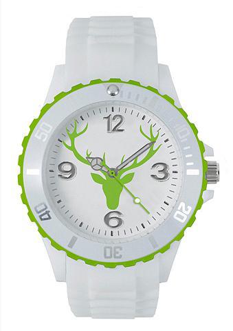 Trachtenuhr, Hirsch Uhren