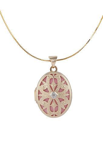 Kette mit Medaillon, Vivance Jewels