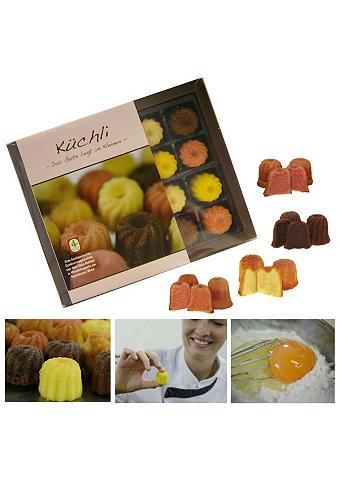 Mini Rührkuchen, Inhalt ca. 200 g, »Küchli«, Confiserie Rabbel