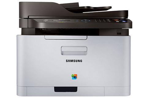 Samsung  Drucker »SAMSUNG Xpress C460FW MFP Color (SL-C460FW/TEG)«