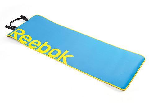 Fitnessmatte, blau, Reebok