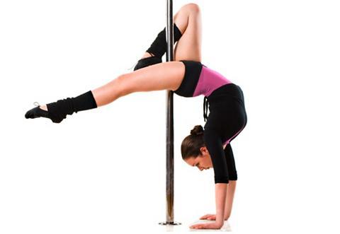 Pole Dance Stange, verchromt, RBSports