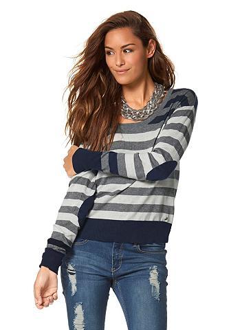 Пуловер с горловиной лодочка с доставкой