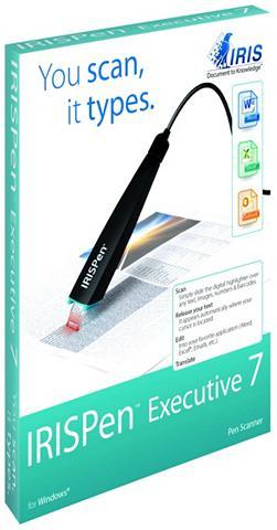 IRIS Pen-Scanner »IRISPen Executive 7 (457887)«