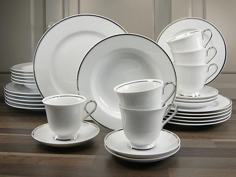 Beautiful Edles Geschirr Besteck Porzellan Silber Ideas - Jimatwell ...
