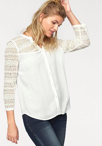блузка с кружевом купить интернет