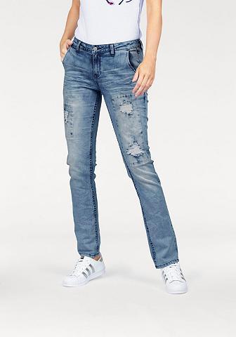 Kanga, ROOS Destroyed-Jeans