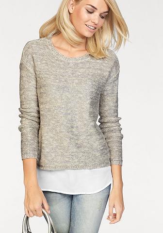 Laura Scott 2-in-1-Pullover