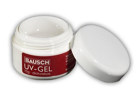 UV-Gel, Bausch, dickviskos