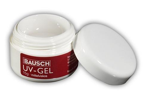 UV-Gel, Bausch, mittelviskos 15ml