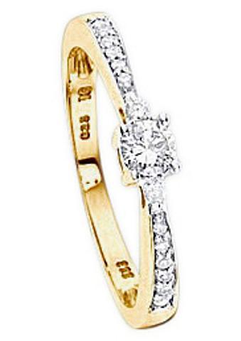 Ring, Vivance Jewels, Gelbgold
