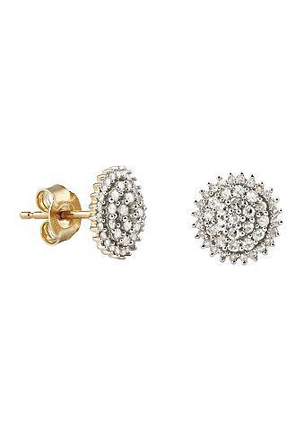 Paar Ohrstecker, Vivance Jewels