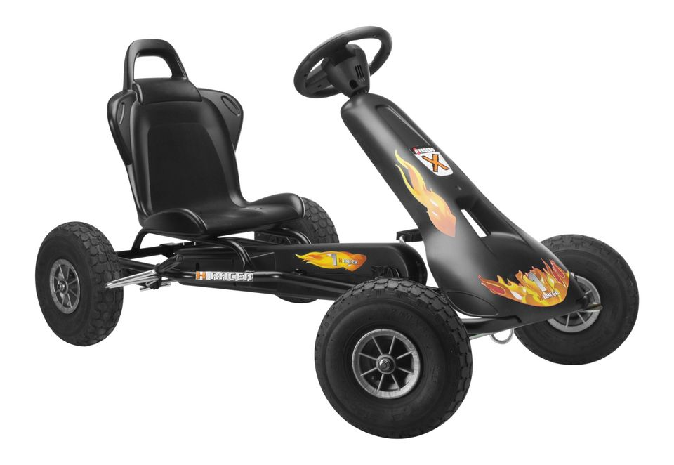 FERBEDO Ferbedo Go-Kart, »Air Racer AR-2 - schwarz«