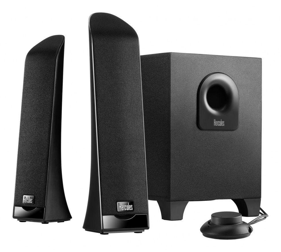 HERCULES  Soundsystem XPS 2.1 Slim EU »PC«