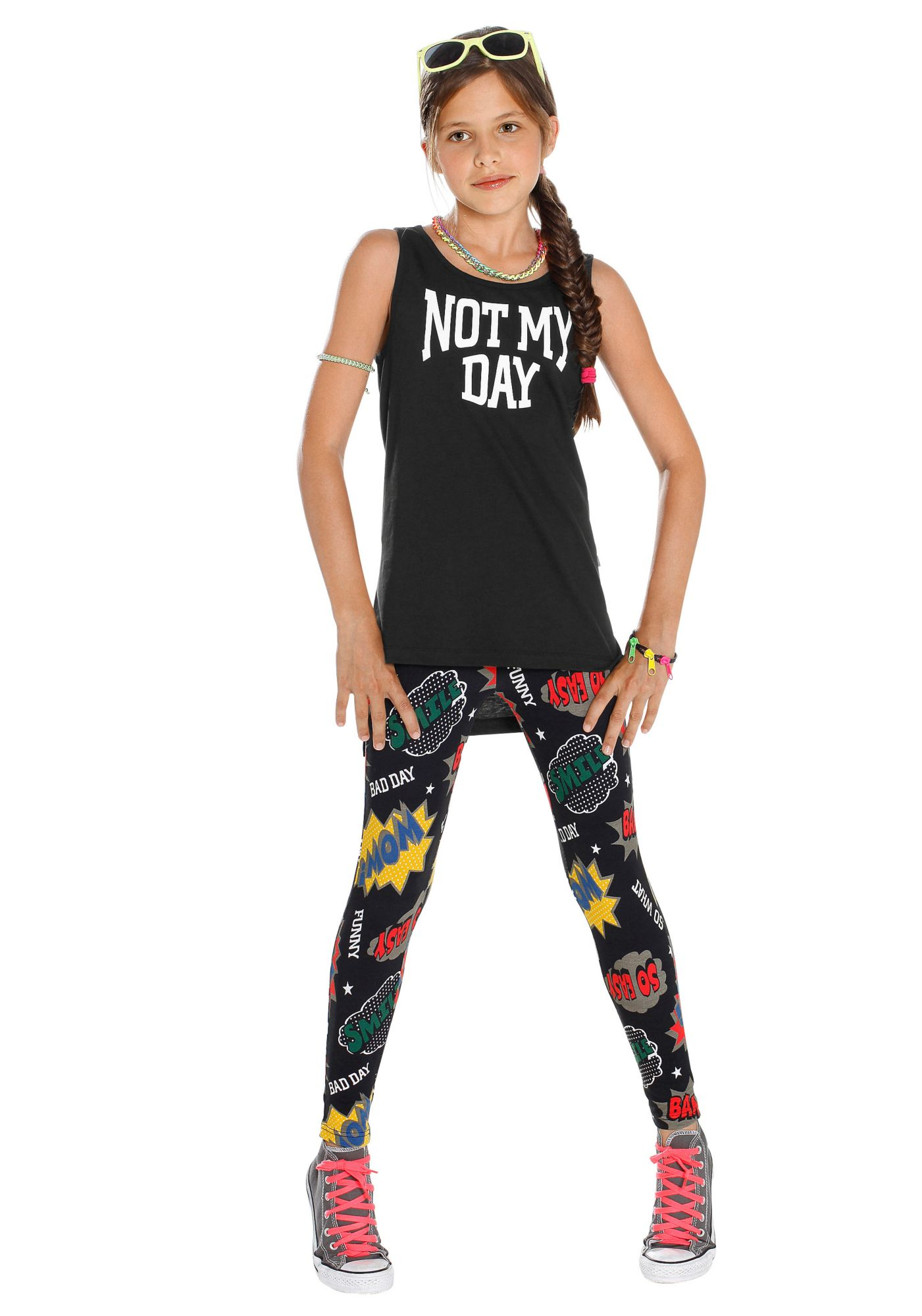CFL  Top & Leggings (Set, 2 tlg.)