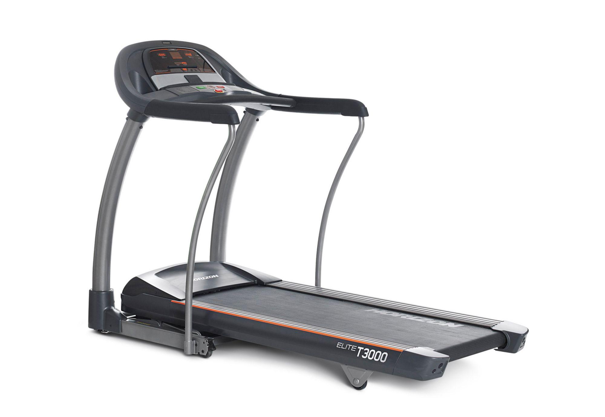 HORIZON FITNESS Laufband, »Elite T3000«, Horizon Fitness