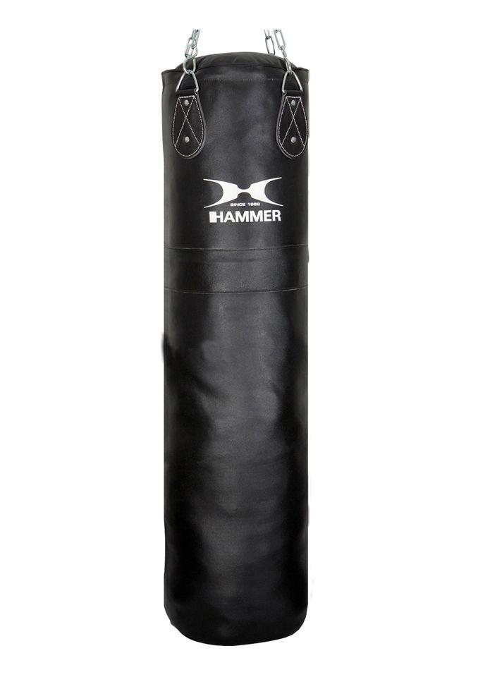 HAMMER Boxsack, Rindsleder, schwarz, »Premium«, Hammer®