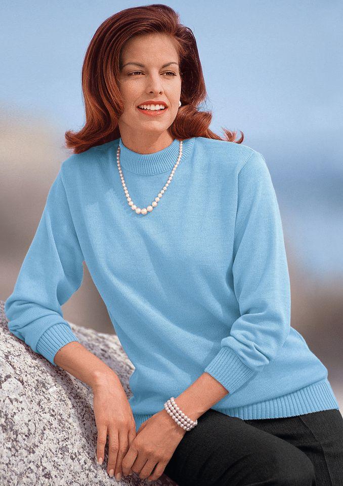 CLASSIC Classic Pullover aus edlem Feinstrick
