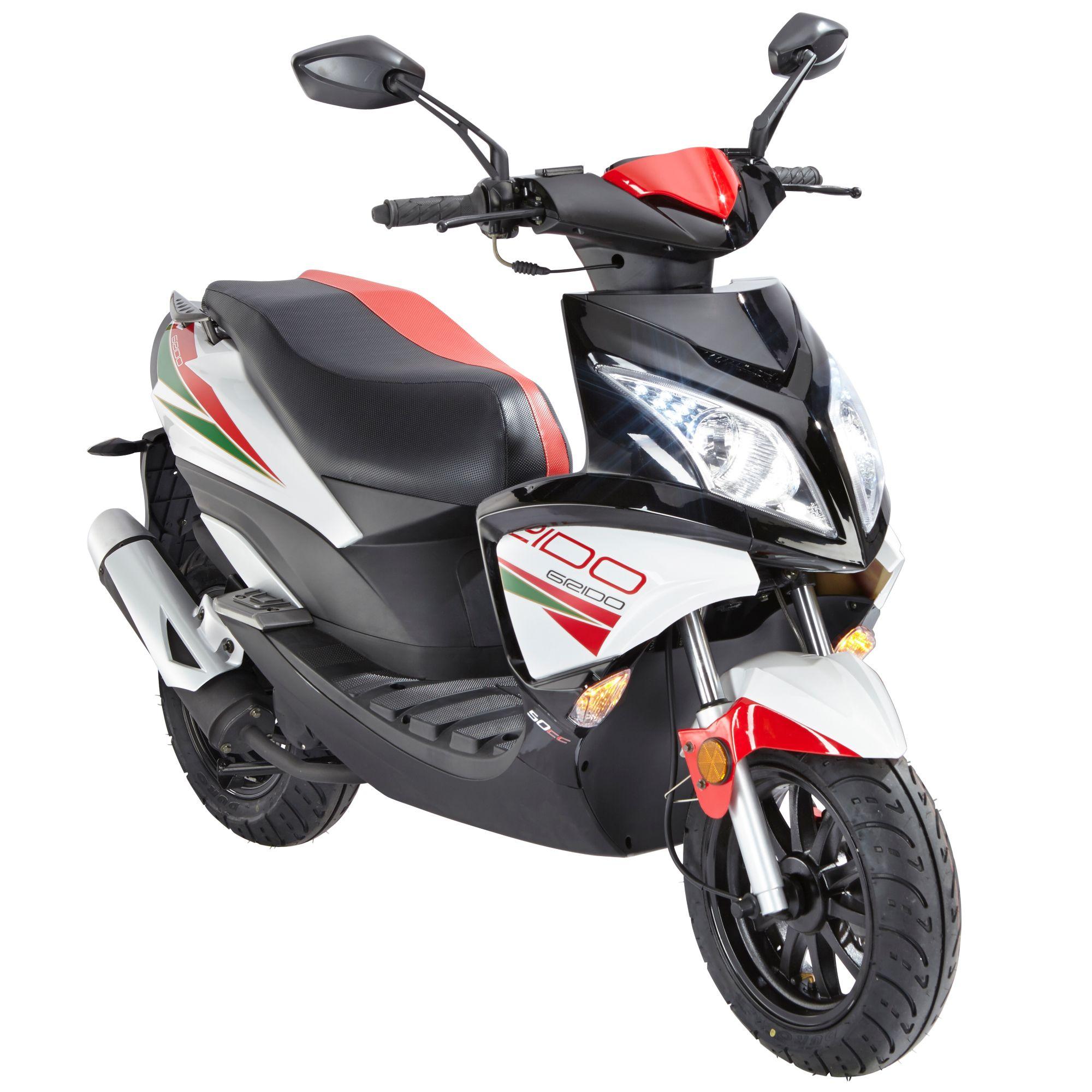GT UNION Gt Union Motorroller »Force 50 ccm«