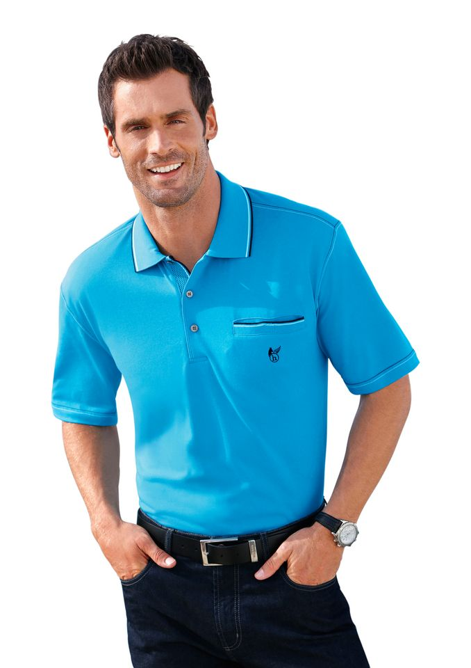 HAJO Hajo Poloshirt in »stay-fresh«-Qualitat